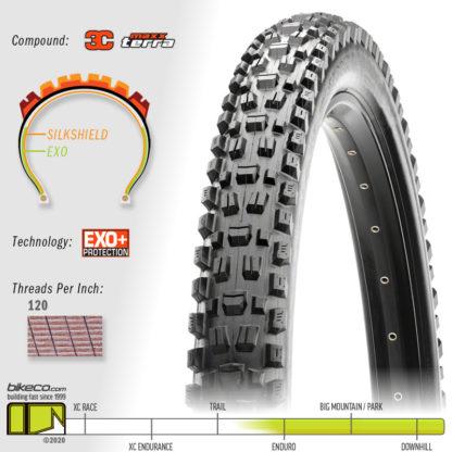 Assegai 3C EXO+ MaxxTerra Tire