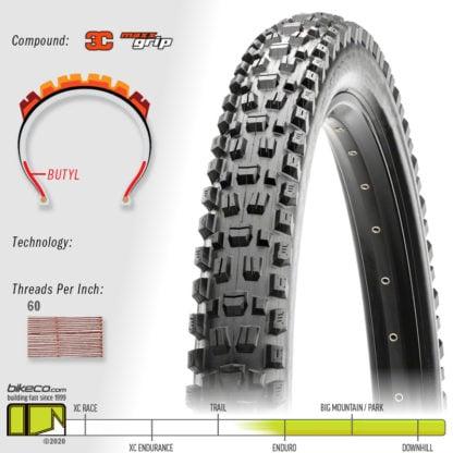 Assegai 3C DH Downhill MaxxGrip Tire