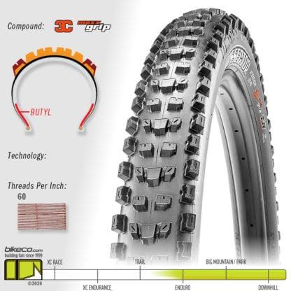 Dissector DH 3C MaxxGrip Tire