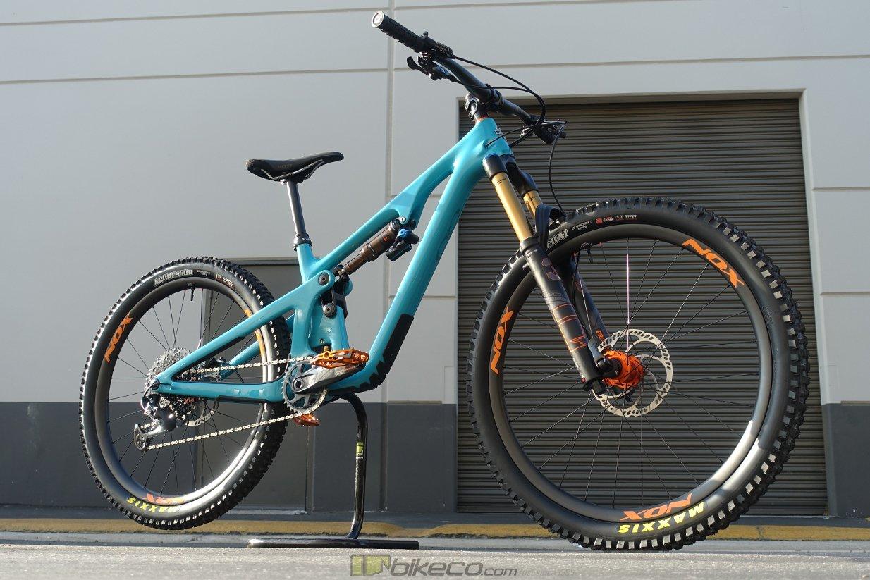 Custom Yeti SB140 Build by BikeCo.com