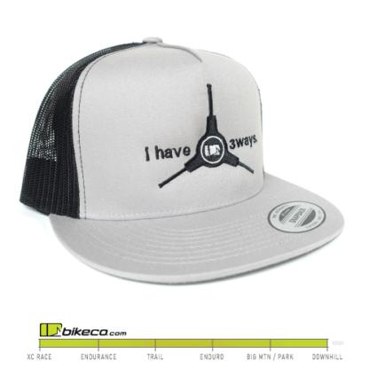 BikeCo 3 Way Hats