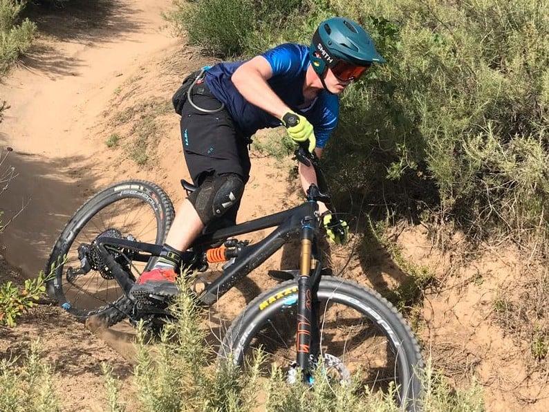 Heels Down Trail Tips