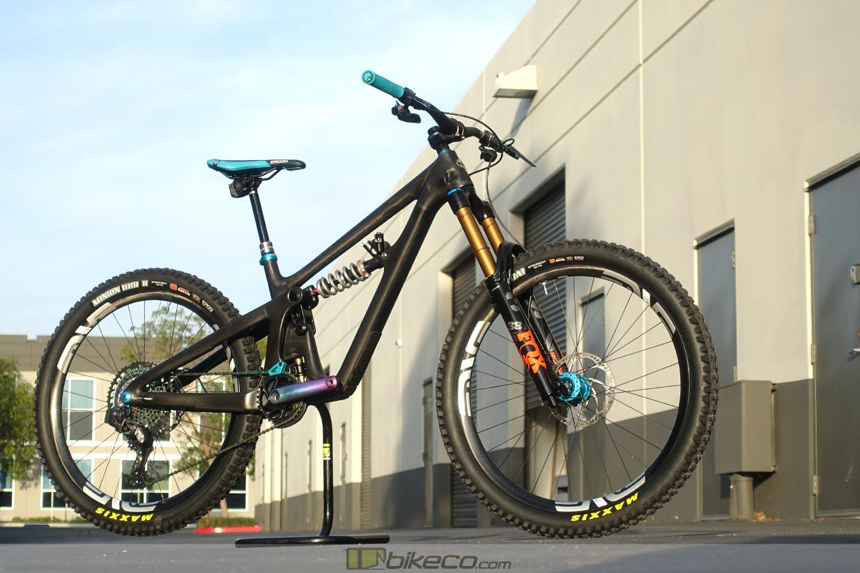 Custom Yeti Builds by BikeCo.com