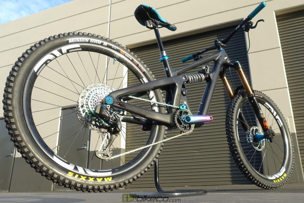 Custom Yeti SB165 Build