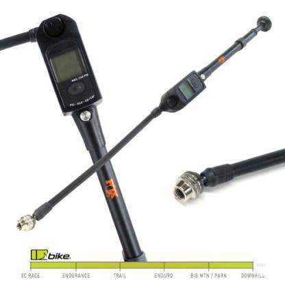 FOX 350 PSI Digital Shock Pump