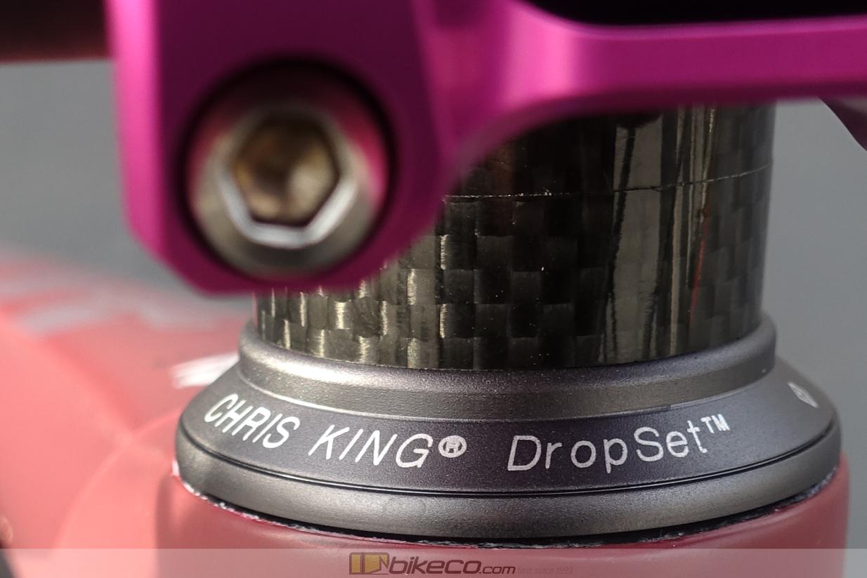 Chris King Dropset
