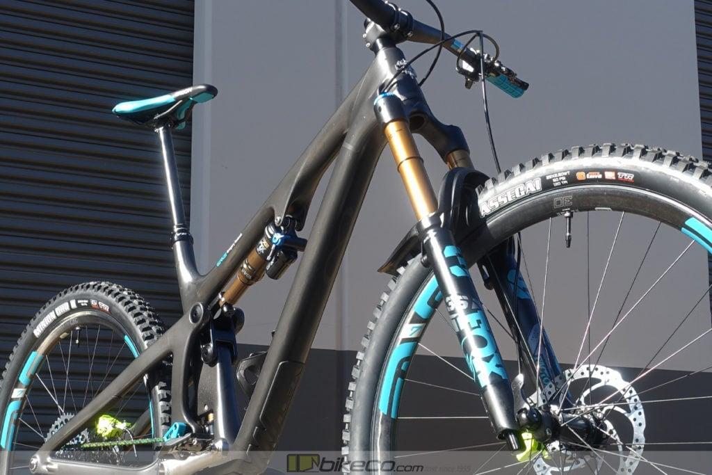 Yeti SB130 Lunch Ride Custom