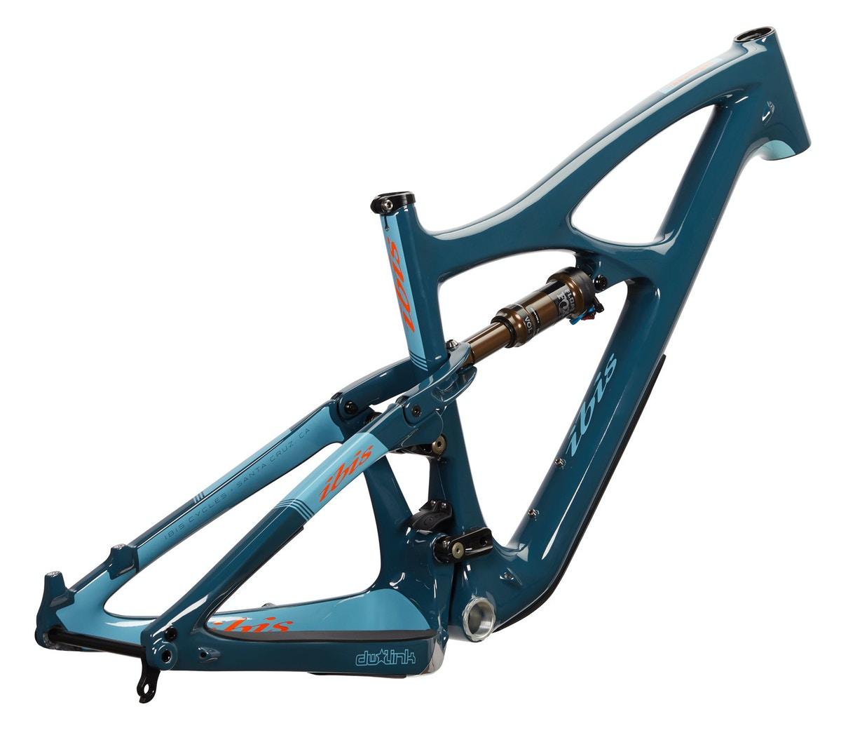 Ibis Mojo 4 frame in Blue Dream