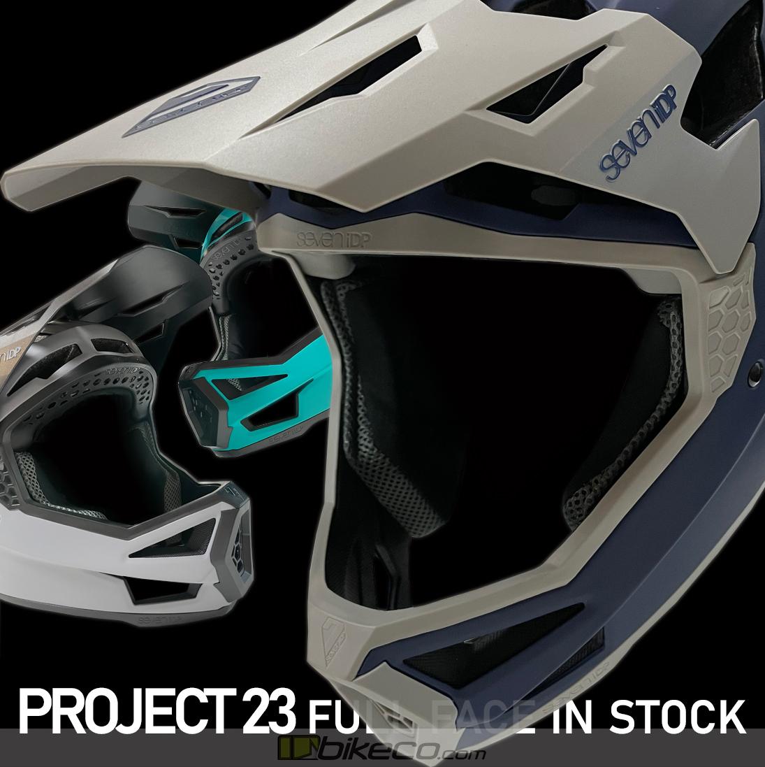 7iDP Project 23 Helmet in stock