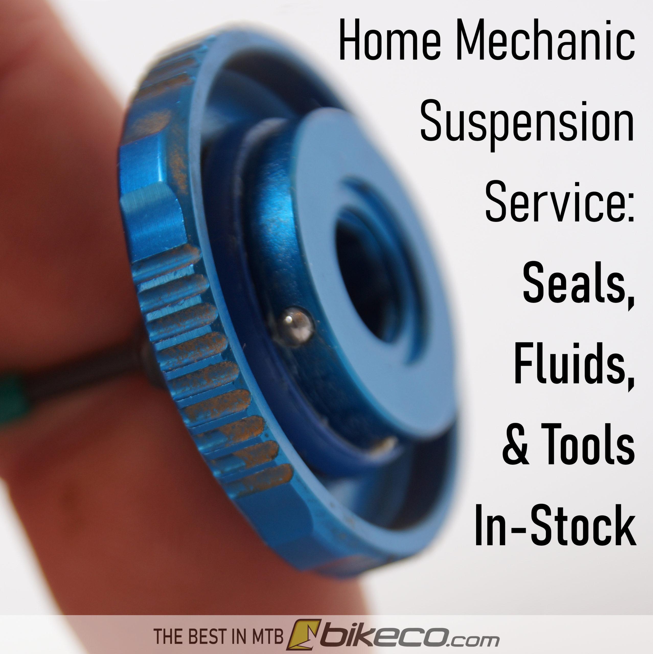 MTH Home Mechanic Suspension Maintenance Parts & Tools