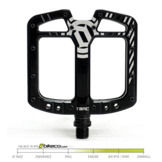 Deity TMAC Pedals in Black