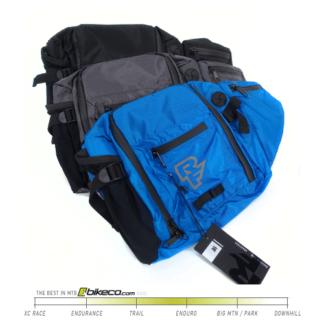 RaceFace Stash 3L Hip Pack Blue, Charcoal, Black