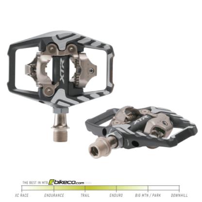 Shimano XTR Pedals, XTR Trail IPDM9120