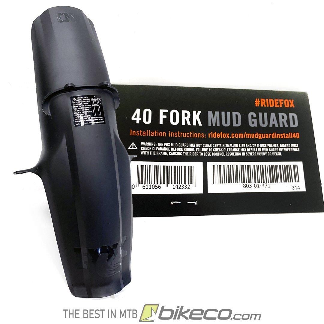FOX 40 Mud Guard