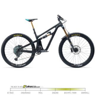 Yeti SB150 T1 Build in Raw Carbon