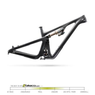 Yeti SB130 Frame Raw Carbon