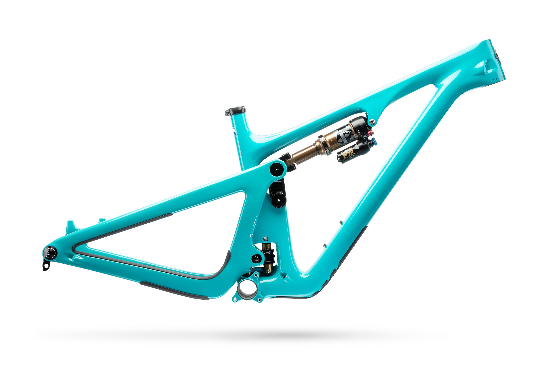 Yeti SB130 Frame in Turquoise