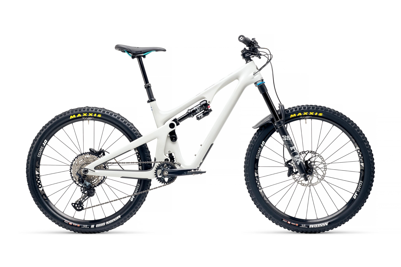 Yeti SB140 CLR C1 Build in Blanco